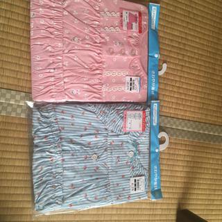 ニシマツヤ(西松屋)の新品 西松屋 パジャマ 半袖 女の子 120(パジャマ)