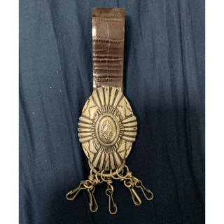 トーガ(TOGA)のtoga virilis metal parts brass(ベルト)