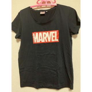 マーベル(MARVEL)のMARVELTシャツ(Tシャツ(半袖/袖なし))