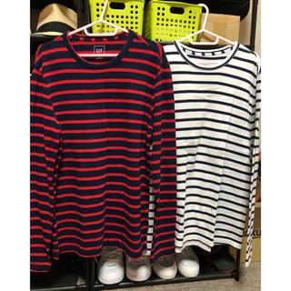 ギャップ(GAP)のメンズ GAP 2枚(Tシャツ/カットソー(七分/長袖))