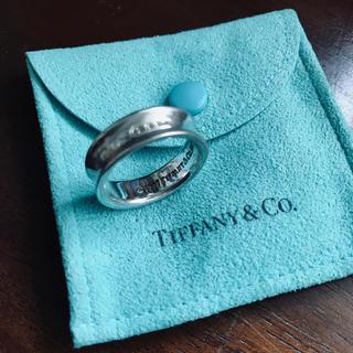 ティファニー(Tiffany & Co.)のティファニーリング 19号(リング(指輪))