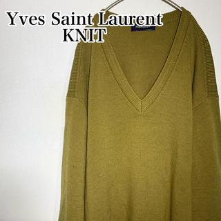 サンローラン(Saint Laurent)のYves Saint Laurent イヴサンローラン ニット(ニット/セーター)