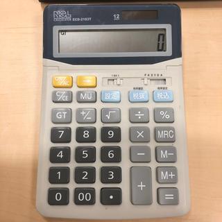 計算器(オフィス用品一般)