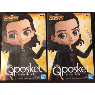 バンプレスト(BANPRESTO)のQ posket ロキ Loki フィギュア セット(アメコミ)