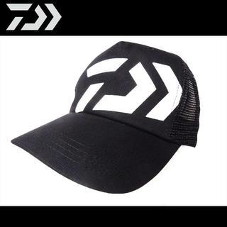 ダイワ(DAIWA)のDAIWA 新品 ダイワ キャップ ブラック ホワイト EUモデル 帽子(ウエア)