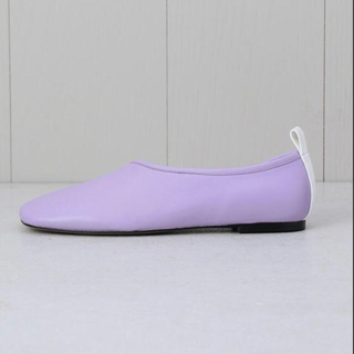 Sellenatela ASYMME FLAT SHOES (バレエシューズ)