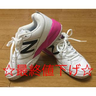ニューバランス(New Balance)のニューバランス テニスシューズ 23.0cm(シューズ)