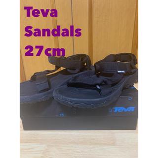 テバ(Teva)のTeva サンダル ブラック(サンダル)