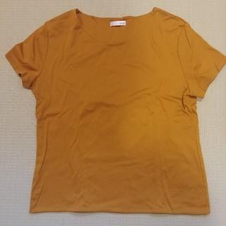 ベルメゾン(ベルメゾン)のTシャツ日本製(身頃2枚仕立)【ベルメゾン】(Tシャツ(半袖/袖なし))