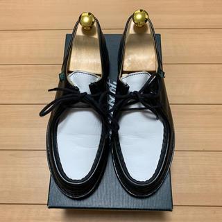 パラブーツ(Paraboot)の美品 パラブーツ レディース ミカエル サイズ 4.5(ローファー/革靴)
