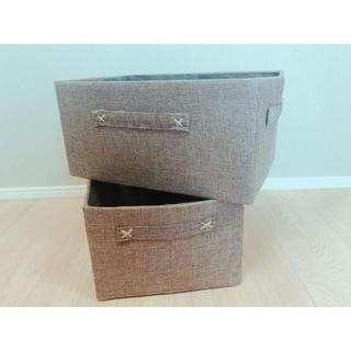 スリーコインズ(3COINS)の新品未開封!3coins 収納ボックス(ケース/ボックス)