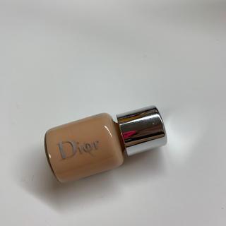 ディオール(Dior)の新品 最終値下げ Diorバックステージ ファンデーションサンプル即購入可能(ファンデーション)