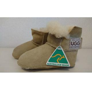 アグ(UGG)の【最終値下げ】新品未使用タグ付き UGG ベビーブーツ(ブーツ)