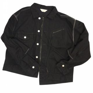 ジエダ(Jieda)のjieda switching jean jacket(Gジャン/デニムジャケット)