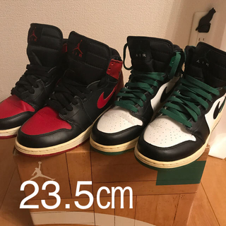 ナイキ(NIKE)のNIKE AIR JORDAN 1 RETRO HIGH DMP PACK (スニーカー)