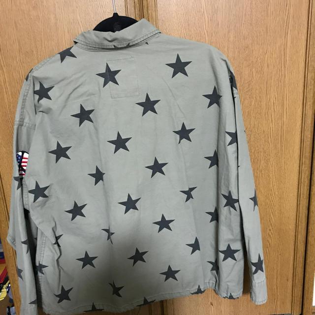 RODEO CROWNS WIDE BOWL(ロデオクラウンズワイドボウル)のロデオクラウンズ   パターンミニタリー ジャケット レディースのジャケット/アウター(ミリタリージャケット)の商品写真