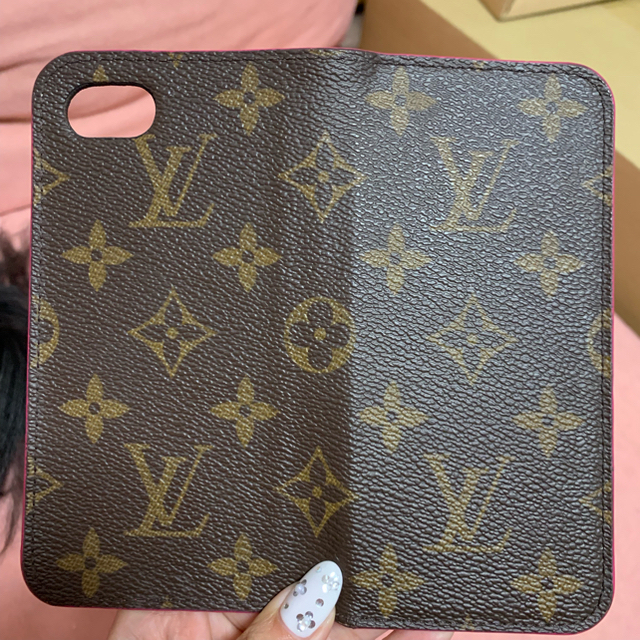 LOUIS VUITTON - ルイヴィトン iPhoneケース の通販