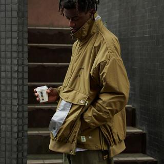 ビームス(BEAMS)のAH×SSZ NYPDジャケット&フリース セット(ナイロンジャケット)