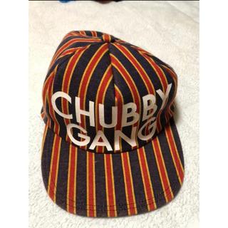 チャビーギャング(CHUBBYGANG)のChubbygang キャップ(その他)
