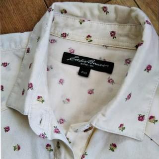 エディーバウアー(Eddie Bauer)のエディバウアー//小花柄のシャツ(シャツ/ブラウス(長袖/七分))