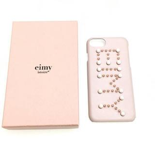 エイミーイストワール(eimy istoire)の☆ エイミーイストワール スマホケース ピンク(iPhoneケース)