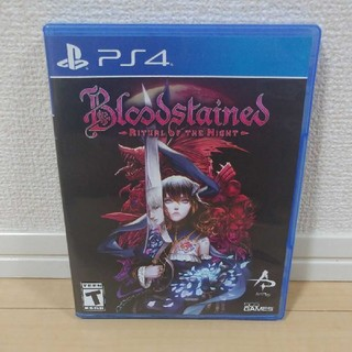rsさま専用 Bloodstained ritual of the nigh (家庭用ゲームソフト)