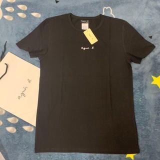 アニエスベー(agnes b.)のagnes b.小文字 黒アニエス ベー Tシャツ(Tシャツ/カットソー(半袖/袖なし))