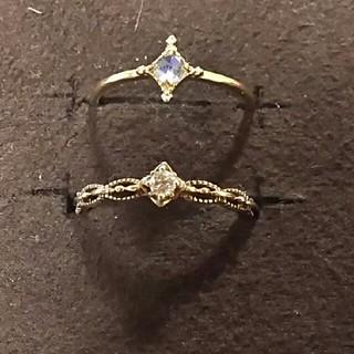 ADA レースダイヤリング(リング(指輪))
