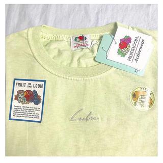 エディットフォールル(EDIT.FOR LULU)のedit for lulu Tシャツ(Tシャツ(半袖/袖なし))