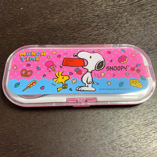 スヌーピー(SNOOPY)のお箸セット(カトラリー/箸)
