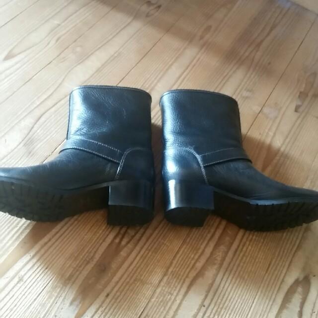 REDWING(レッドウィング)の銀座かねまつ エンジニアブーツ23cm  レディース RED WING レディースの靴/シューズ(ブーツ)の商品写真