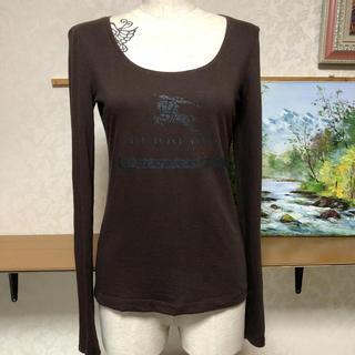 バーバリーブルーレーベル(BURBERRY BLUE LABEL)のバーバリーブルーレーベル Tシャツ(Tシャツ(長袖/七分))