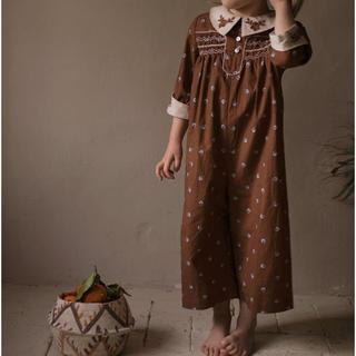 キャラメルベビー&チャイルド(Caramel baby&child )の Apolina 'MINNIE' JUMPSUIT  (S)(パンツ/スパッツ)