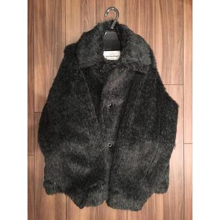 dairiku Vinyl Patch Fur Coat ダイリク ファー(その他)