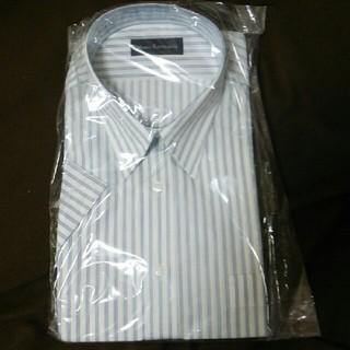 メンズワイシャツ(半袖)★新品(シャツ)
