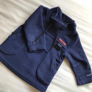 ナイキ(NIKE)のNIKE フリース長袖80 size(トレーナー)