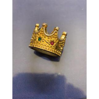 メンズ レディース リング 指輪 王冠(リング(指輪))