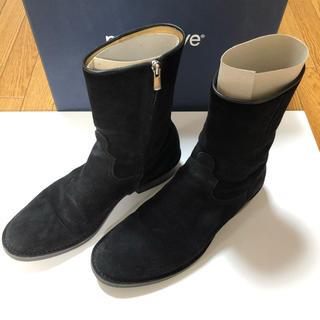 ノンネイティブ(nonnative)のキムタク着 ラグスマックレガー  ノンネイティブ サイドジップ ブーツ 40 (ブーツ)