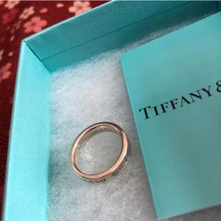 ティファニー(Tiffany & Co.)のティファニー  指輪 6号(リング(指輪))
