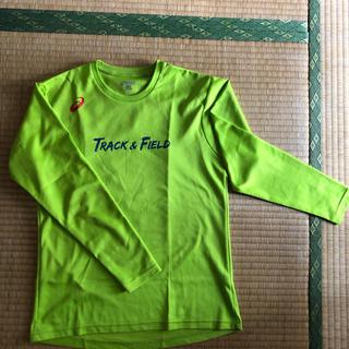アシックス(asics)の陸上 Tシャツ(Tシャツ(長袖/七分))