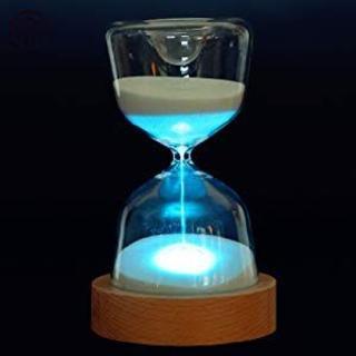 砂時計が演出するお休み前のお部屋のインテリア照明(その他)