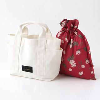 ピンクハウス(PINK HOUSE)の新品♡定価8208円 ピンクハウス 巾着付き♪トートバッグ 大特価❣️(トートバッグ)