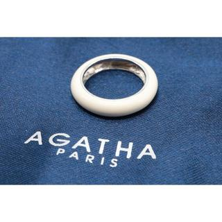 アガタ(AGATHA)の【R-525】アガタ シルバー リング 指輪 10号相当 SILVER 925 (リング(指輪))