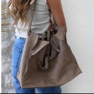 ルームサンマルロクコンテンポラリー(room306 CONTEMPORARY)の完売品♡suede real leather hand bag (トートバッグ)