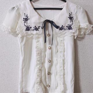 リズリサ(LIZ LISA)のLIZ LISA トップス(カットソー(半袖/袖なし))