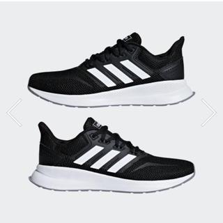 アディダス(adidas)のadidas FALCONRUN W 23.5cm  アディダス ファルコンラン(スニーカー)