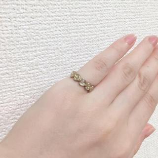 ピンキーリング ハート(リング(指輪))