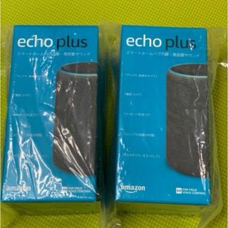 エコー(ECHO)のamazon echo plus チャコール(スピーカー)