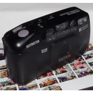 RICOH - コンパクトフィルムカメラ RICOH SHOTMASTER ULTRA ZOOM