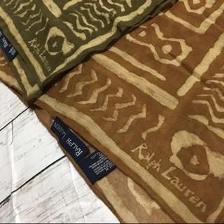 Ralph Lauren  レアなスカーフ2枚